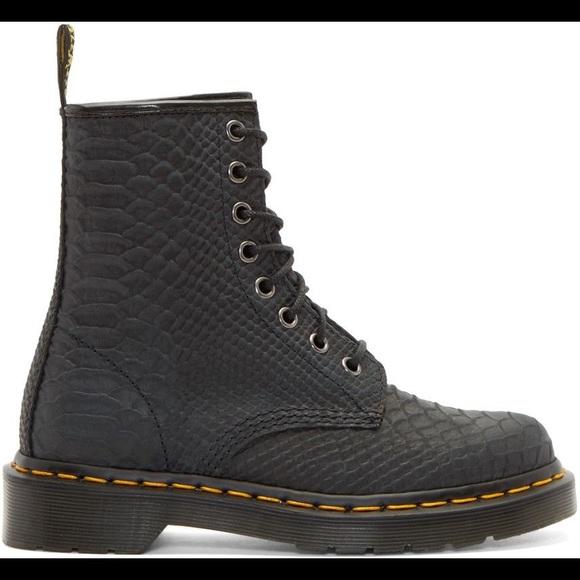 Mode Stiefel Herren Winter Schuhe Dr. Martens Klassische